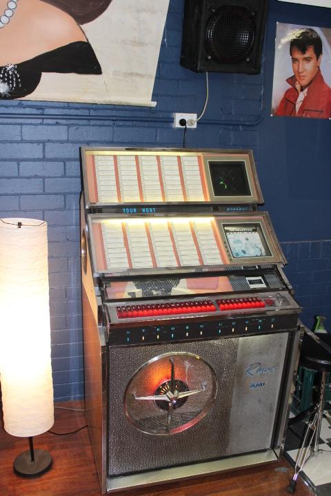 Vintage ROWE AMi JEL200 Jukebox